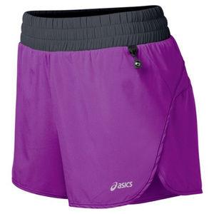 ASICS Purple Trail Shorts
